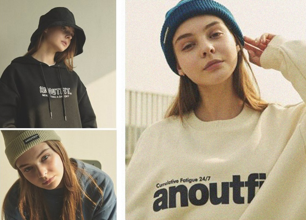 KRISTINA BOTUKH FOR Anoutfit 2019/20 FW Campaign